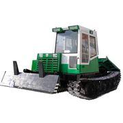 Трактор трелевочный МСН-10-04 фото