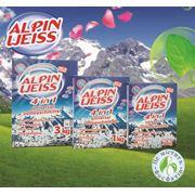 """Бесфосфатный стиральный порошок 4in1 """"AlpinWeiss"""": 500 г.; 1 кг.; 3 кг. картонная коробка фото"""