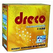 Стиральный порошок для цвeтного белья 600 g (4 стирки) Dreco Color фото