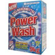 Бесфосфатный стиральный порошок Power Wash фото