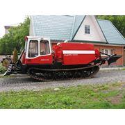 Трактор лесопожарный МСН-10 ПМ фото
