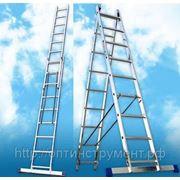 Лестницы стремянки «АLUMET»