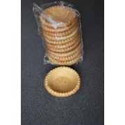 Тарталетки песочные (корзинка) фото