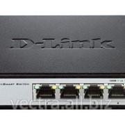 Коммутатор D-Link DGS-1100-05 5port 1GE, EasySmart фото