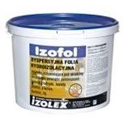 Izofol (Изофоль) - полимерная гидроизоляционная мембрана (ведро - 4кг) фото