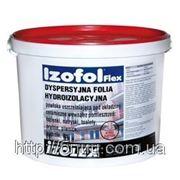 Izofol Flex (Изофоль Флекс) - полимерная гидроизоляционная мембрана (ведро -12кг) фото
