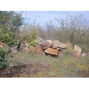 Камень (Негабарит) для ландшафтного проектирования. фото