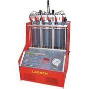 Ультразвуковая очистка форсунок, CNC-602A — тестирование до 6-ти форсунок одновременно, настольн фото