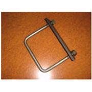 Хомут крепежный М24 используется для крепления горных выроботок межрамная стяжка метизная продукция металлоизделия промышленного назначения купить фото