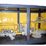 Газорегуляторный пункт шкафного типа ГРПШ-50 с двумя линиями редуцирования на базе регулятора РДУК2-50 для редуцирования природных углеводородных и других неагрессивных газов с высокого и среднего давления на низкое, среднее и высокое давление фото