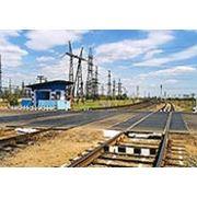 Плиты для безопасных железнодорожных переездов фото