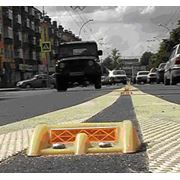 Световозвращатель дорожный «Горб» фото