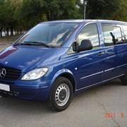 Автомобиль Mercedes VITO фото
