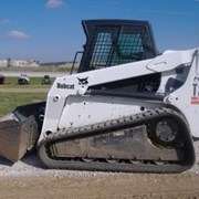 Аренда мини погрузчика Bobcat T250 фото