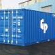 Стандартные контейнеры фото