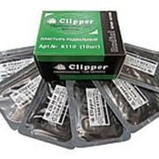 Заплаты радиальные 57*76мм (1 слой корда) CLIPPER K110 (набор 10 шт.) фото