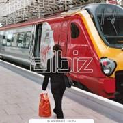 Оформление железнодорожных билетов фото