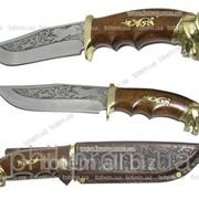 Туристический нож Спутник Волк фото