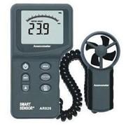 Цифровой анемометр AR 826 фото