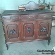 Реставрация мебели фото