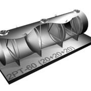 Резервуар двустенный с опорами 2РТ-60(20+20+20)