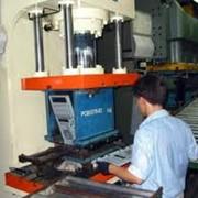 Точная штамповка изделий из листовых материалов с толщиной до 20 мм в Новосибирске фото