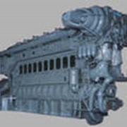 Дизельные двигатели 6ЧН 21/21, Д49, Д50 фото