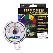 Термометр ТРИТОН круглый Т-02 фото