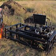 Установка управляемого прокола котлованная ПУ-40 фото