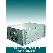 Электродвигатель трехфазный асинхронный короткозамкнутый взрывозащищенный ЭДК4-75 фото