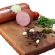 Колбаса вареная Докторская высший сорт охлажденная в полиамидной оболочке фото