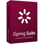 Программа для обучения iSpring Suite 8, 6 лицензий (ISPR_ST_6) фото