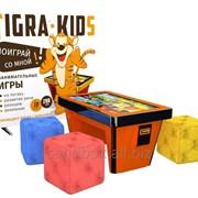 Стол детский интерактивный с купюроприемником TigraKids фото
