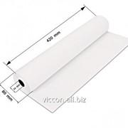 Бумага рулонная 420мм*100м HR420-100 фото