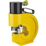 Пресс гидравлический для перфорирования электротехнических шин ШП-110/12+ Шток Код: 02013 фото