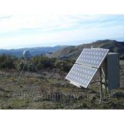 Система SUNENERGY для автономного электропитания ретранслятора GPS сигнала фото