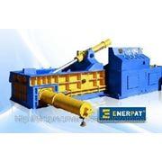 Пресс для переработки металлолома ENERPAT SMB-F250В фото