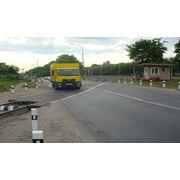 Железнодорожные переезды фото
