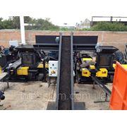 Пресс для брикетирования металлической стружки IMABE BRQ-150/600 фото