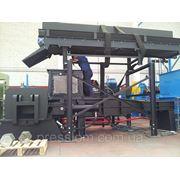 Пресс для стружки брикетировочный IMABE BRQ-150/400 фото