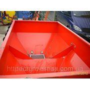 Разбрасыватель минеральных удобрений 1000 кг Woprol фото