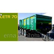 Машина для внесения твердых удобрений CET 70 фото