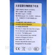12V 15000mAh Литий-полимерный перезаряжаемый аккумулятор Polymer Lithium-ion Rechargeable Battery фото