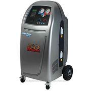 Автоматическая установка для обслуживания систем кондиционирования автомобилей AC590PRO ROBINAIR Италия фото