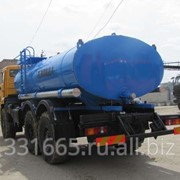 Автоцистерна нефтепромысловая Техвода АЦН-10 Камаз 43118-3049-46 фото