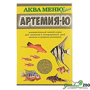 Корм для рыб Аква-Меню Артемия-Ю фото