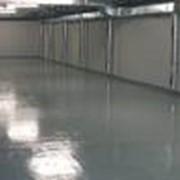 Полимерные полы - наливные полы фото