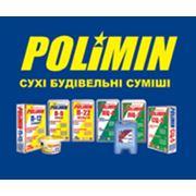 Сухие смеси Polimin