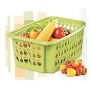 Корзина для овощей Джета 17л. перф. фото