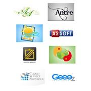 Разработка логотипа, дизайн, корпоративный стиль фото